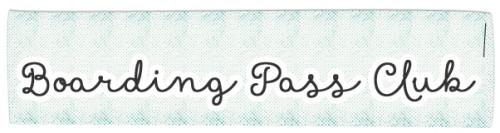 Boarding Pass Club Loyalty Program